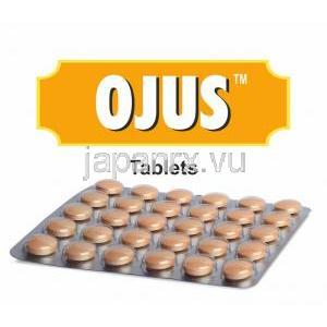 Ojus box and tablets
